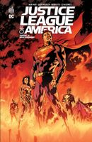 Couverture Ascension - Justice League of America, tome 6