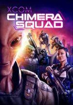 Jaquette XCOM : Chimera Squad