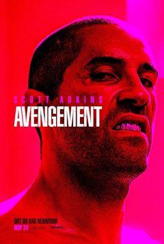 Affiche Avengement