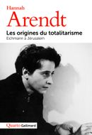 Couverture Les Origines du totalitarisme