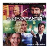 Pochette Nuestros Amantes (OST)