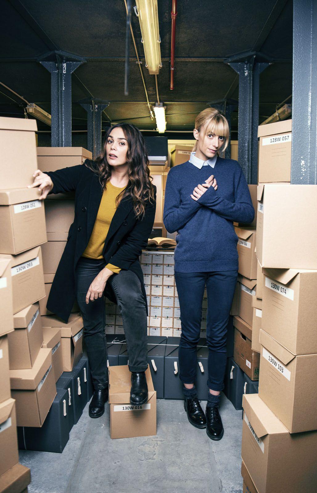 Affiches, posters et images de Astrid et Raphaëlle (2019)