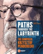 Affiche Paths Through The Labyrinth - The Composer Krzysztof Penderecki