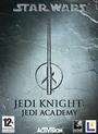 Jaquette Star Wars: Jedi Knight - Jedi Academy