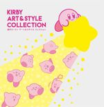 Couverture Kirby: Art & Style Collection