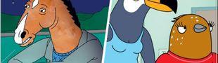 Cover Les meilleures séries d'animation