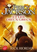 Couverture Percy Jackson et les Dieux grecs