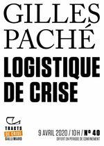 Couverture Logistique de crise