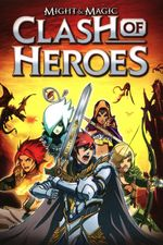 Jaquette Might and Magic: Clash of Heroes