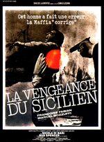 Affiche La Vengeance du Sicilien