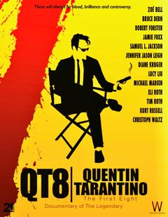 Affiche QT8 : The First Eight