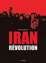 Couverture Iran : Révolution