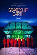 Affiche Spaceship Earth