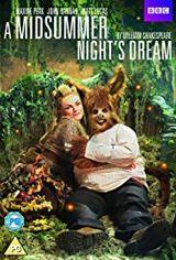 Affiche A Midsummer Night's Dream