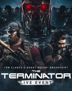 Jaquette Ghost Recon Breakpoint : Terminator