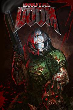 Jaquette Brutal Doom