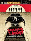 Affiche Boulevard de la mort