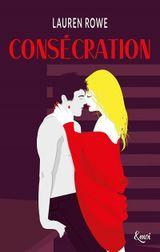 Couverture Kat & Josh, tome 3 : Consécration