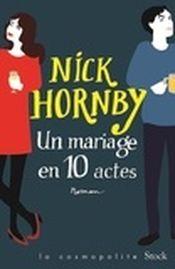 Couverture Un mariage en dix actes