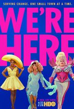 Affiche We're Here