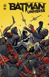 Couverture Batman Universe