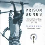 Pochette Prison Songs: Historical Recordings from Parchman Farm 1947-1948, Volume One: Murderous Home