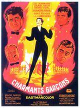 Affiche Charmants Garçons