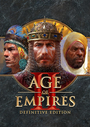 Jaquette Age of Empires II : Definitive Edition
