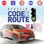 Jaquette Réussir : Code de la Route
