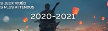 Cover Les jeux les plus attendus 2020-2021