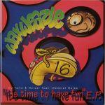 """Pochette """"It's Time To Have Fun"""" E.P. (EP)"""