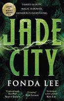 Couverture Jade City