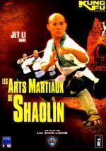 Affiche Les Arts martiaux de Shaolin