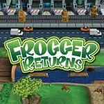 Jaquette Frogger Returns