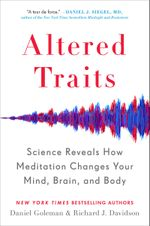 Couverture Altered Traits