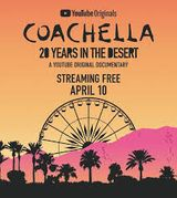 Affiche Coachella : 20 Years in The Desert