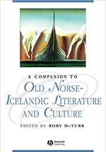 Couverture A Companion to Old Norse-Icelandic Literature and Culture