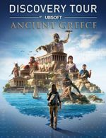 Jaquette Assassin's Creed Odyssey : Discovery Tour Ancient Greece