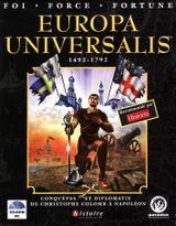 Jaquette Europa Universalis