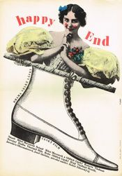 Affiche Happy End