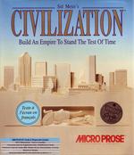 Jaquette Sid Meier's Civilization