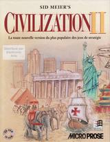Jaquette Civilization II
