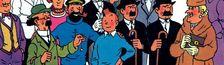 Cover Tintin et moi
