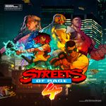 Pochette Streets of Rage 4 (OST)