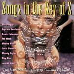 Pochette Songs in the Key of Z: The Curious Universe of Outsider Music