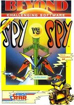 Jaquette Spy vs. Spy