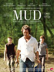 Affiche Mud : Sur les rives du Mississippi