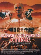 Affiche Il était une fois en Chine