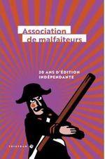 Couverture Association de malfaiteurs