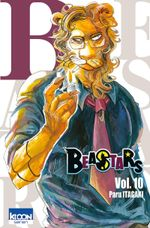Couverture Beastars, tome 10